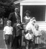 Joe's Baptism 1960 Ann Arbor